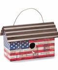 Stars and Stripes Birdhouse
