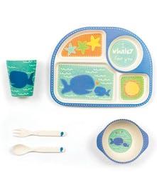 Whale Dinner Set