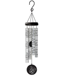 Friends become our chosen family wind chime