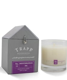 Fig Scented Trapp Candle