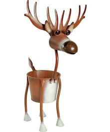 Decorative Mini Deer Planter