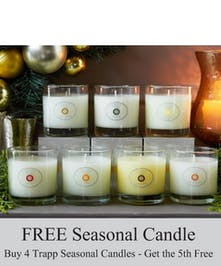 Seasonal Trapp Candle
