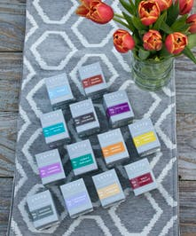 Sample thirteen varied fragrances with this gift!