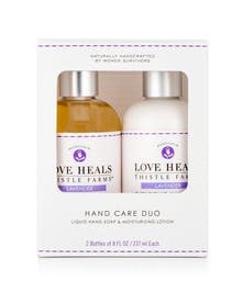 Soap and Lotion Hand Care Duo