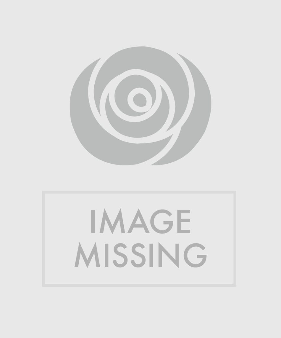 Eternal Hope Wreath: Lovely wreath on a stand bursting with color in ...