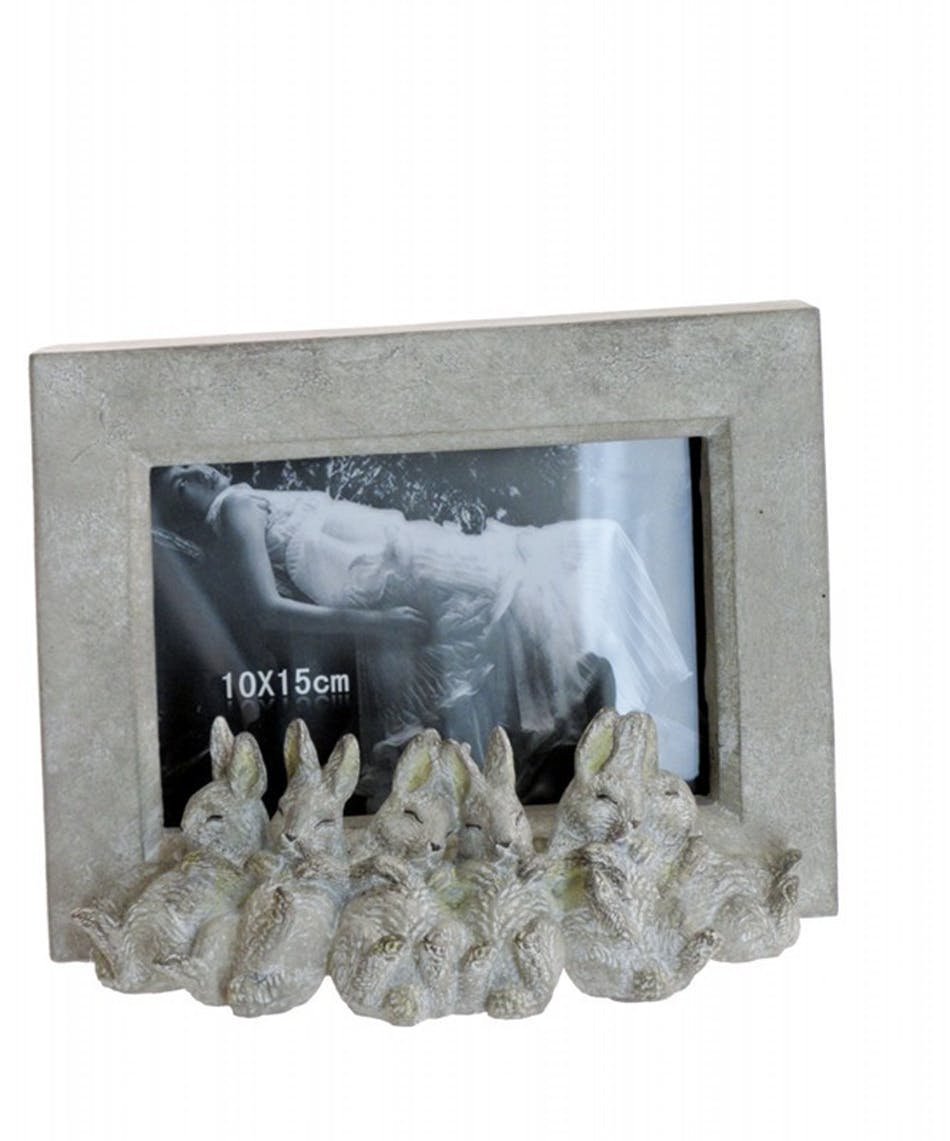 Adorable Bunny Picture Frame